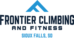 Frontier Climbing & Fitness Logo